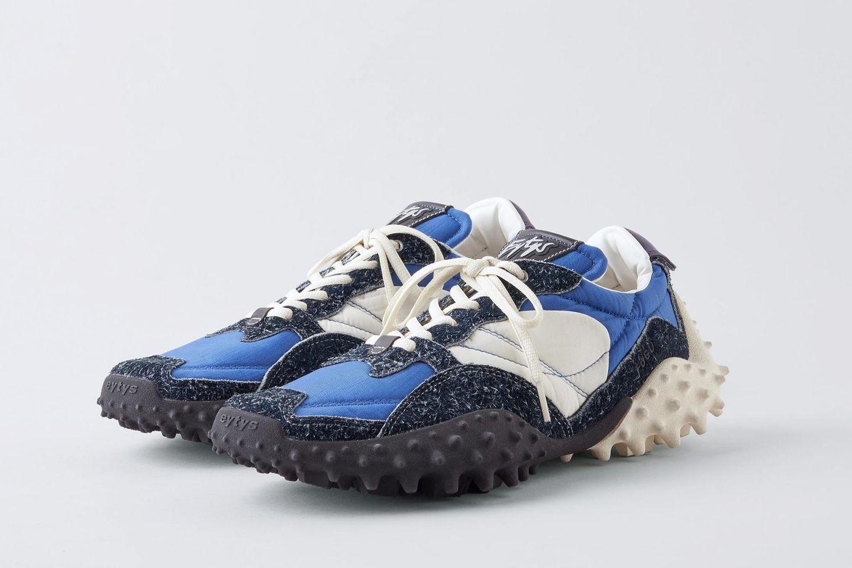 瑞典宝藏鞋履品牌Eytys发布全新力作FUGU SUEDE