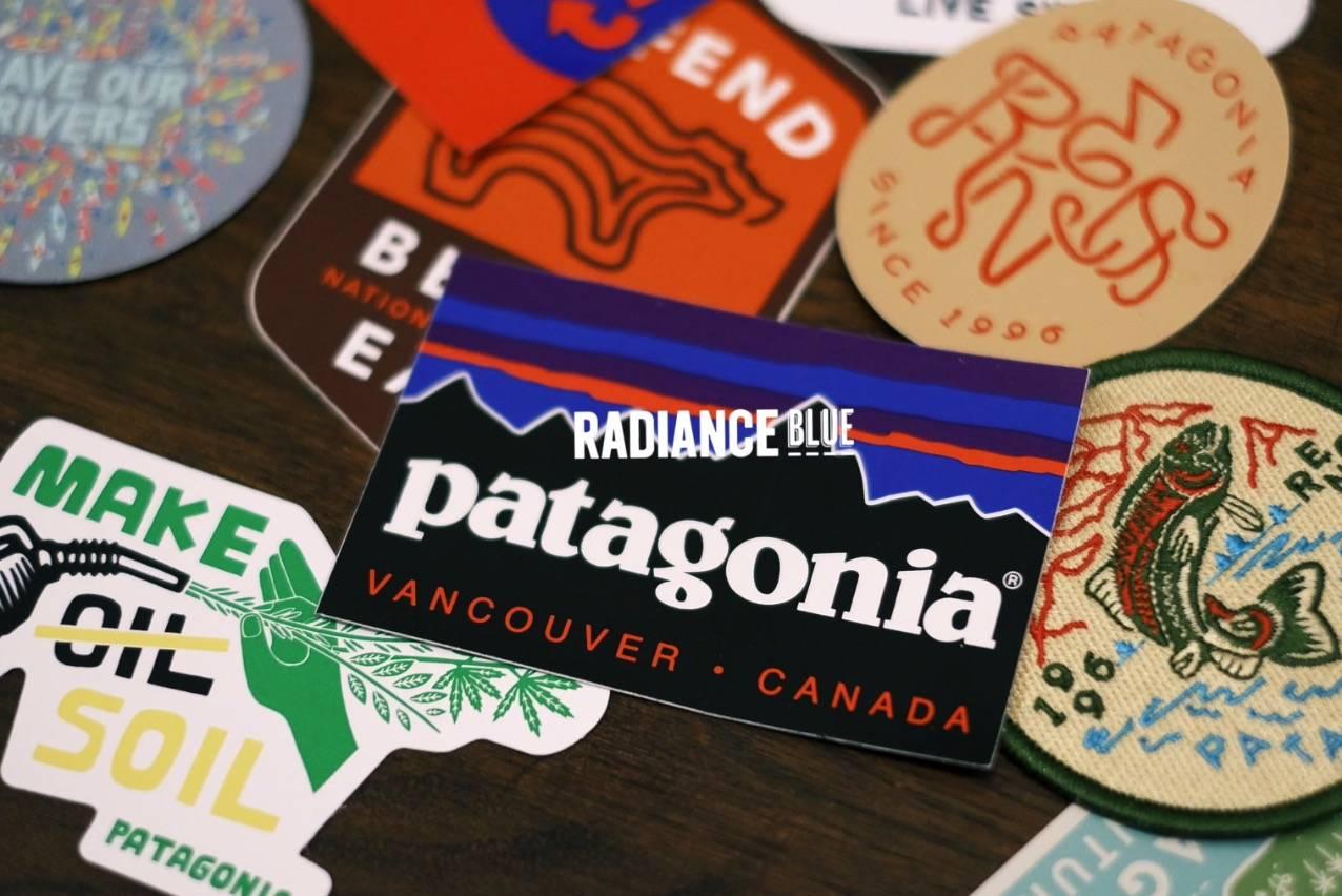 Patagonia品牌logo背后的故事