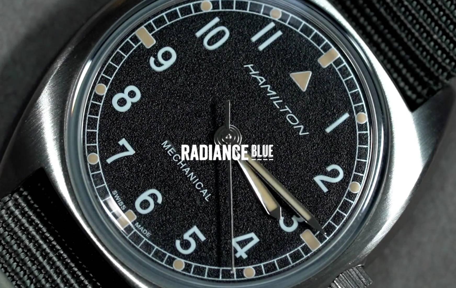 【Hamilton】复古+军事系列腕表