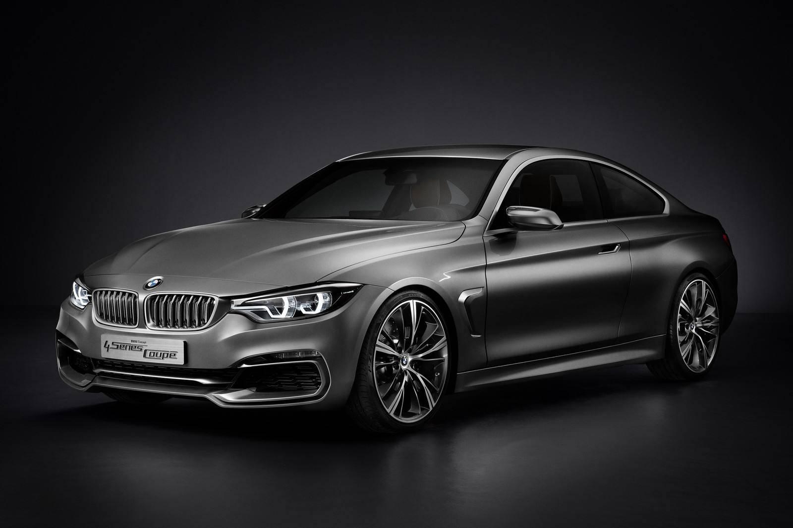 探秘全新BMW 4系双门轿跑车,专为向往先锋美学车迷设计