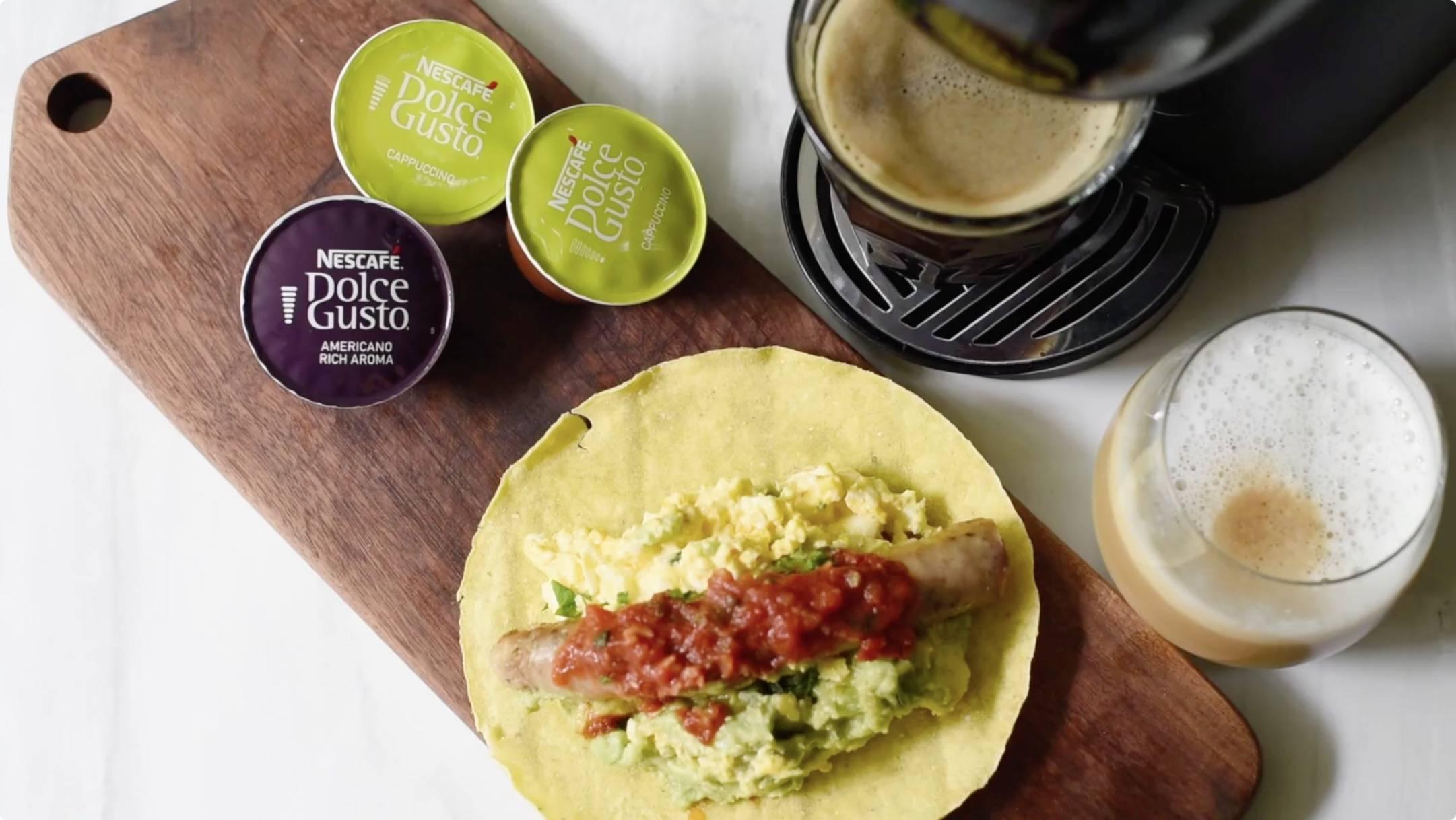 VLOG:做早餐的男生,会不会很加分?
