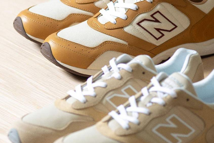 秋季造型搭配逸品,New Balance x BEAUTY&YOUTH 全新联名系列