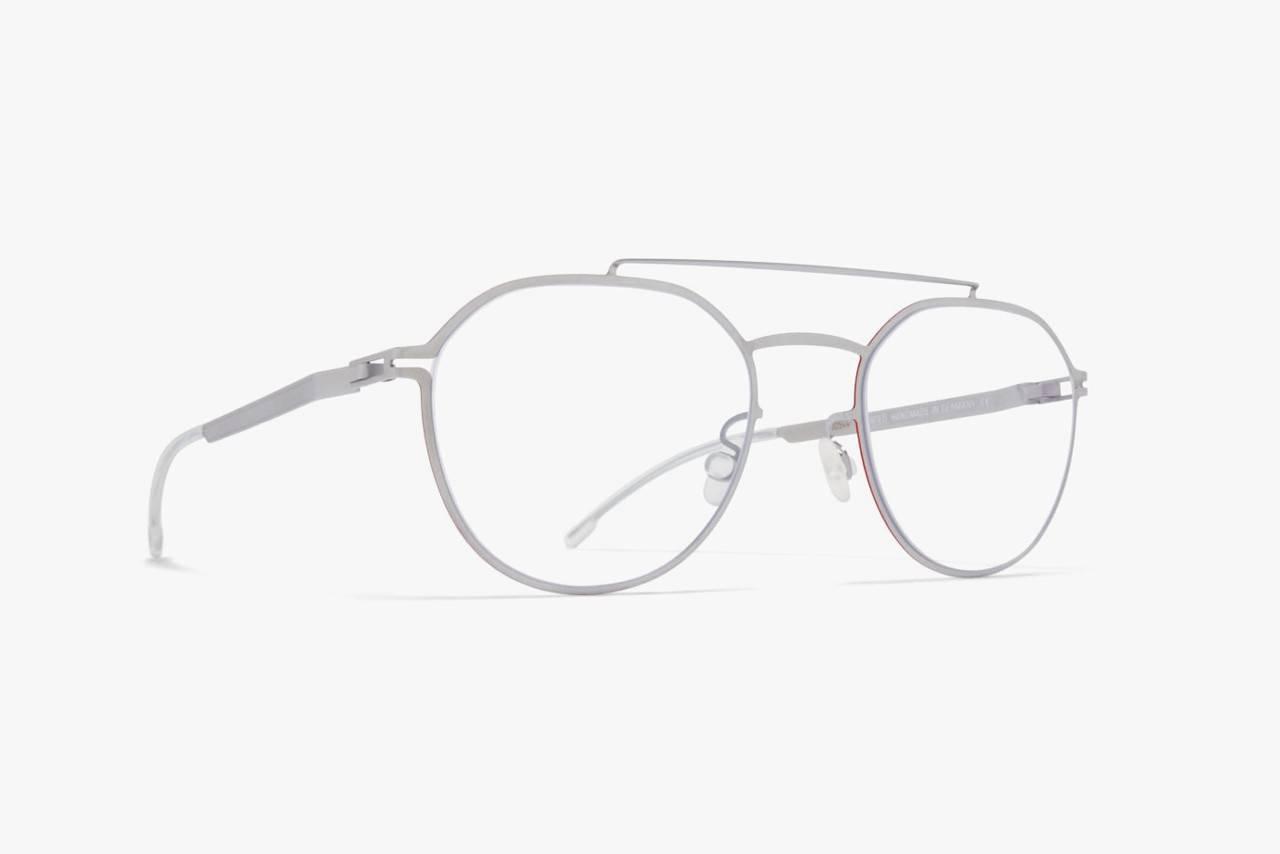 受相机启发的极简新作,Leica x Mykita联名系列眼镜发布