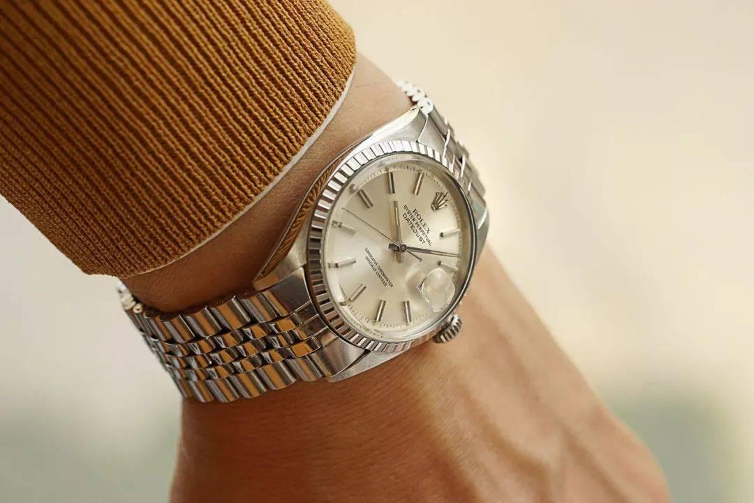 腕表推荐:1971年的1603