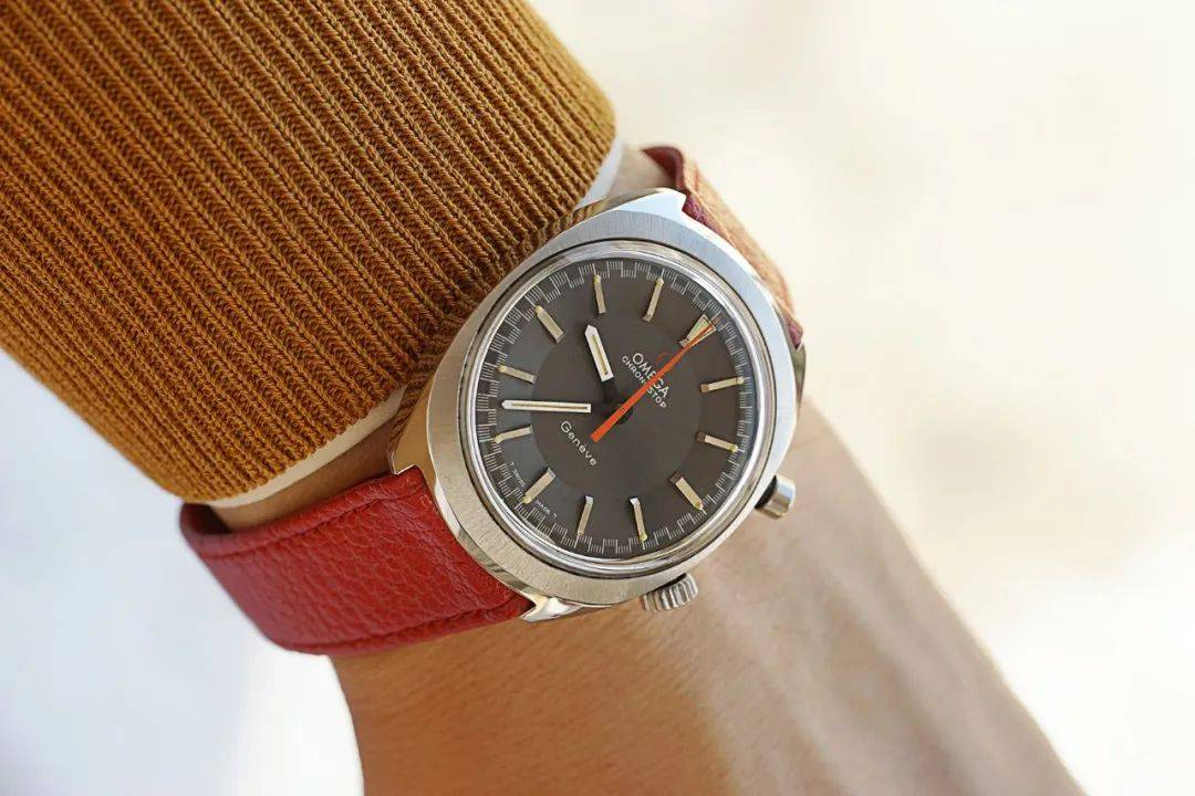 腕表推荐:OMEGA日内瓦计时腕表