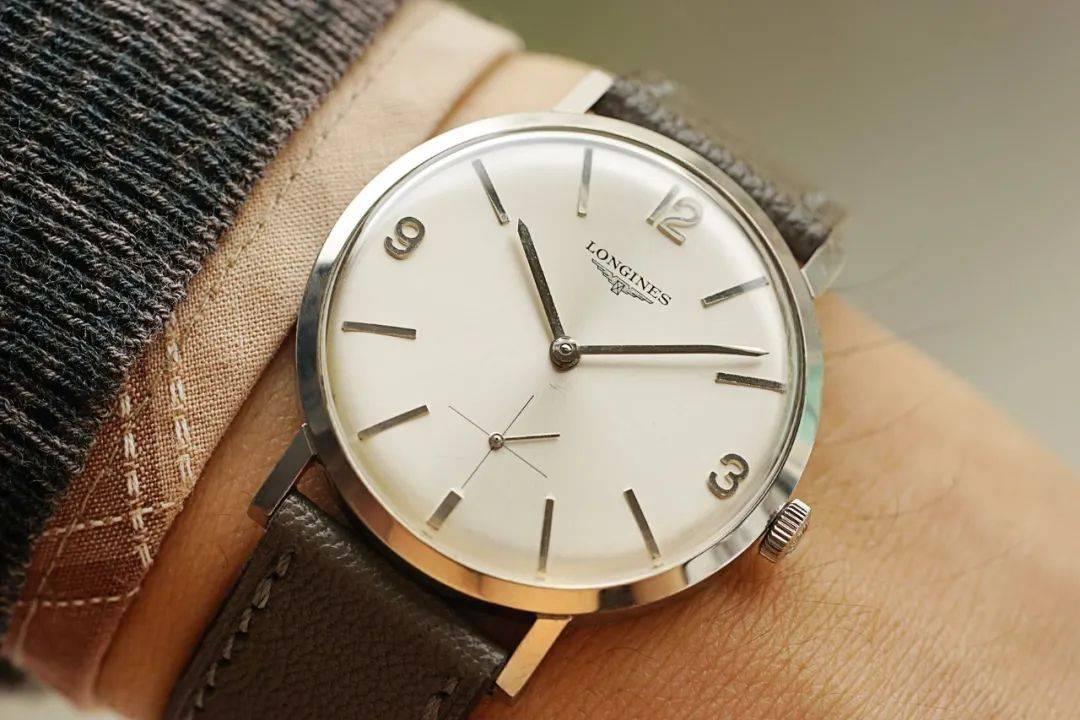 腕表推荐:1968年的古董浪琴
