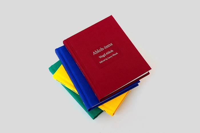 成功之道,Virgil Abloh推出新书《Abloh-isms》