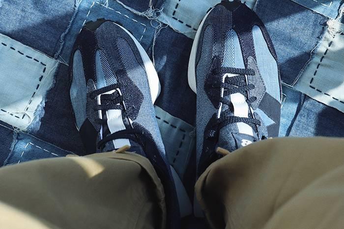 我最近常穿的几双鞋 | 冷门小众联名球鞋&Paraboot平替法国皮鞋