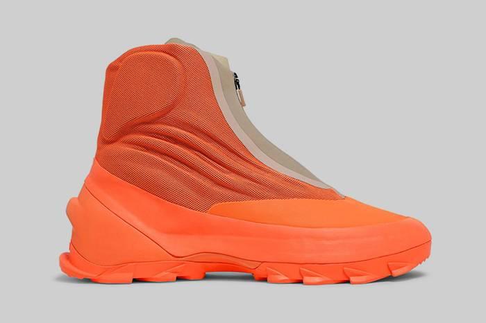 前卫设计,adidas YEEZY 1020 Boot图集释出