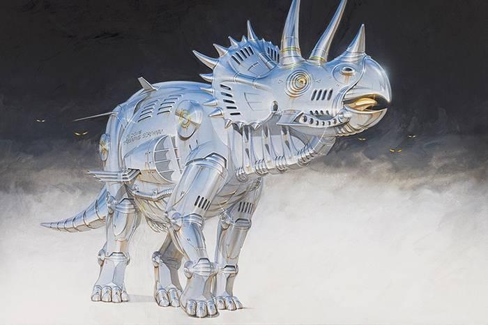三方联名,《侏罗纪世界》x 空山基 x 优衣库三方合作系列即将发布