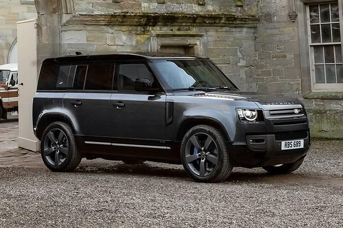 强悍出众,Land Rover发布全新Defender 2022 年车型