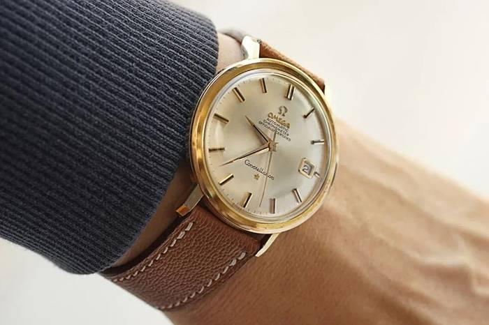 腕表推荐:美好的古董OMEGA星座腕表