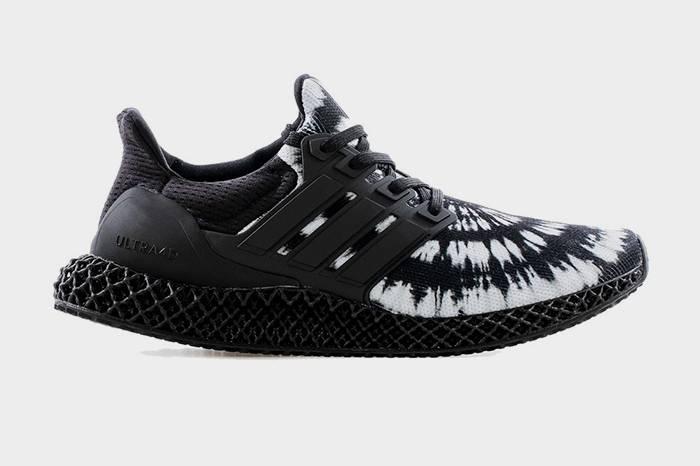 扎染元素,Nice Kicks x adidas Ultra4D全新联名公布