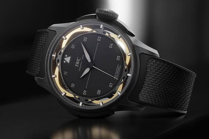 限量发售,IWC 发布全新超限量Big Pilot's Watch Shock Absorber XPL 表款