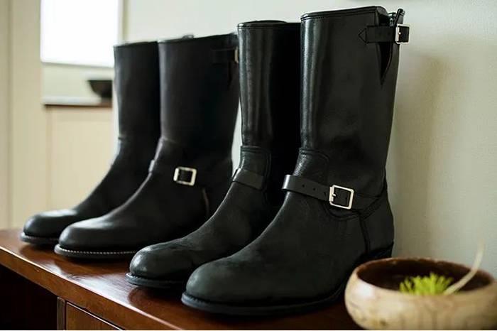 """哪些日本制工装革靴可以做到""""一劳永逸""""呢?"""