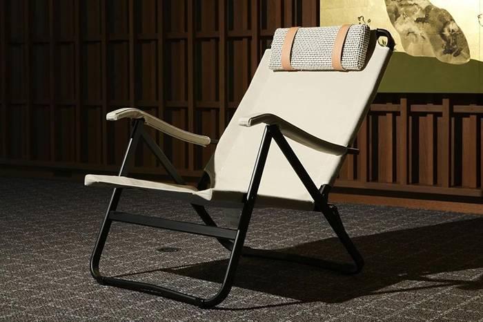 Snow Peak x N.HOOLYWOOD COMPILE 全新合作户外折叠椅发布