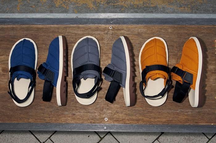 夏日之选,Reebok 发布全新 「Quilted Canvas」系列机能凉鞋 Beatnik