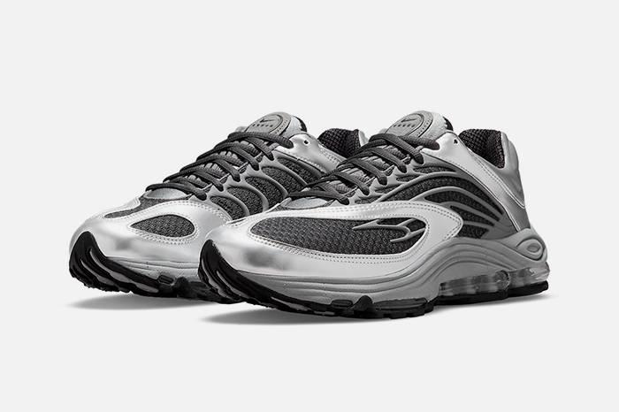 复古鞋型,Nike 发布全新 Air Tuned Max「Smoke Grey」全新配色