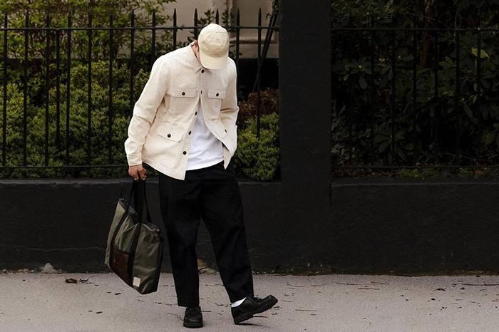 秋冬造型怎么穿,这位男装博主或许还能教会你家居和建筑摄影